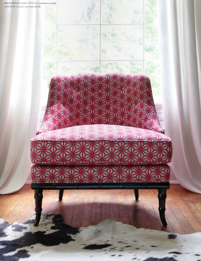 Knight Moves Hooray for Thibaut Fine Furniture