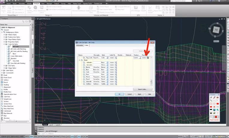 Basic Roadway Design Software Autodesk Autocad Civil 3d