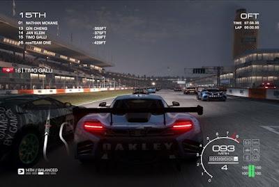GRID Autosport PC Games Gameplay Racing