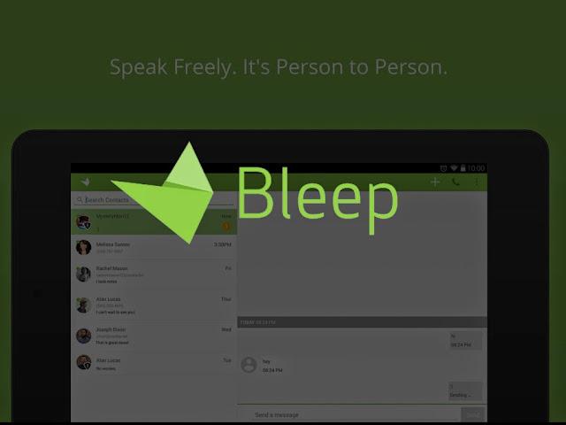 BitTorrent's P2P Secure Messaging App Bleep Released