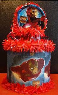 Piñatas Iron Man