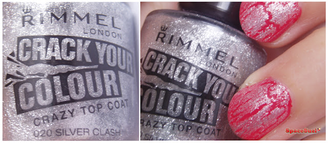 lak na nehty, Rimmel Crack your colour