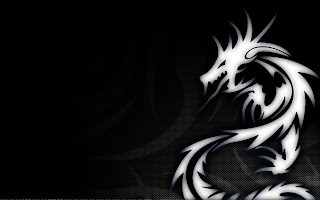 Dragon Sign Logo Design HD Wallpaper