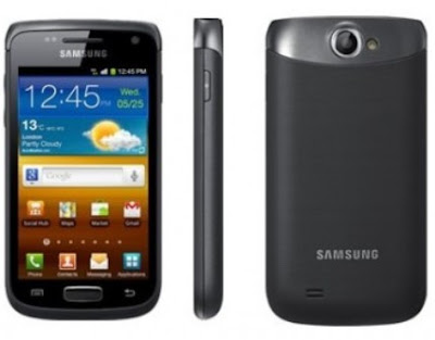 Samsung Galaxy W Wonder