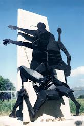 homenaje a los caidos (UCV Maracay)