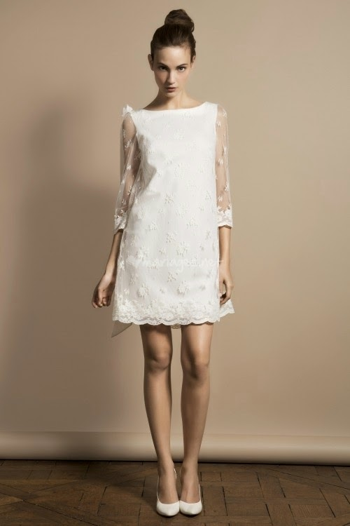 robe de grossesse mariage - Robe Charleston Mariage