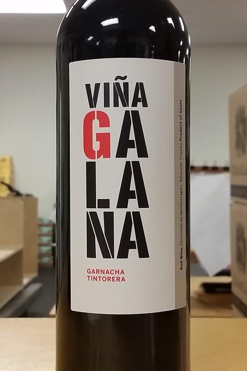Name - Vina Galana Alicante Bouchet & Suzannau0027s Wine Blog: February 2016