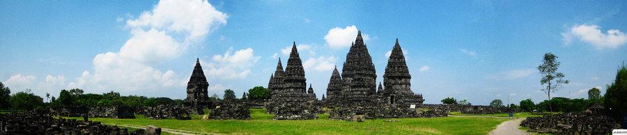 Prambanan Sunset & Ramayana Tour Pack