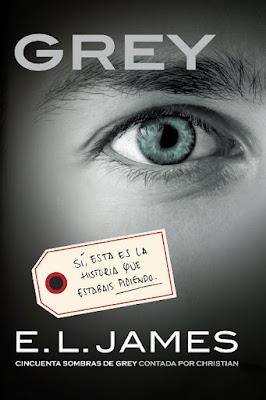 LIBRO - Grey  E. L. James (Grijalbo - 16 Julio 2015)  NOVELA EROTICA |Edición papel & ebook kindle  Mayores de 18 años | Comprar en Amazon