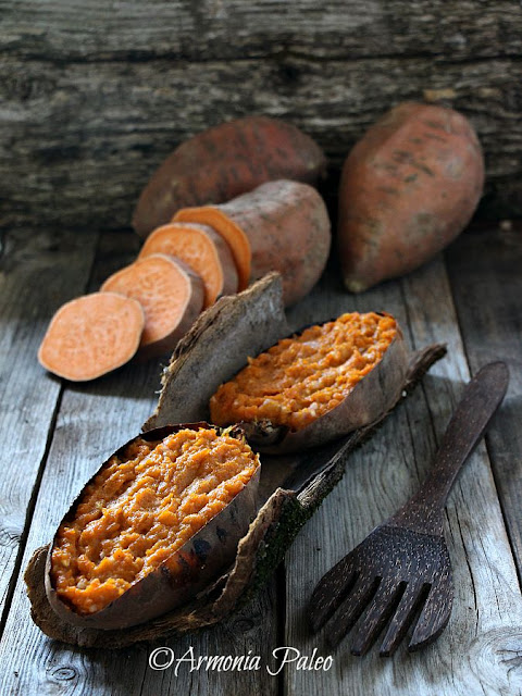 """Kaukau - """"Canoe"""" di Patate Dolci da Papua Nuova Guinea di Armonia Paleo"""