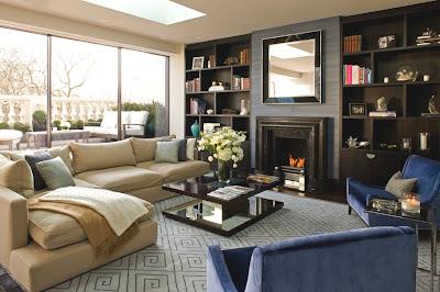 Luxury London Penthouse Apartment Design Ideas, Pictures