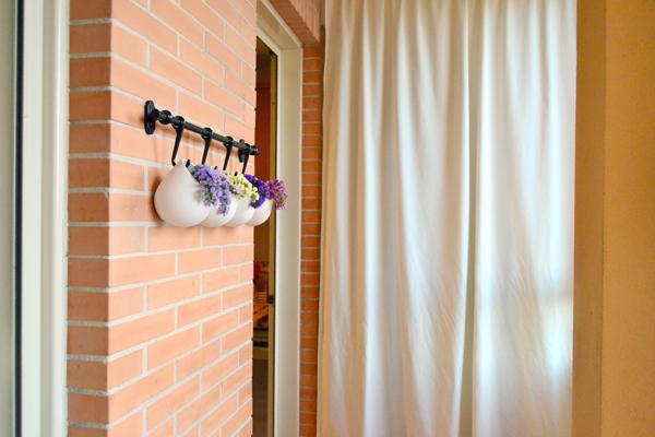 La chica de la casa de caramelo decorando nuestra nueva casa - Tapar barandilla balcon ...