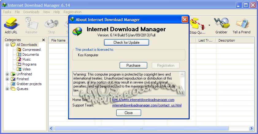 Internet Downloading Manager Software Free Download