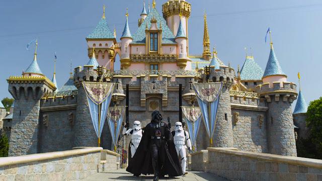 Parque temático Star Wars na Disney