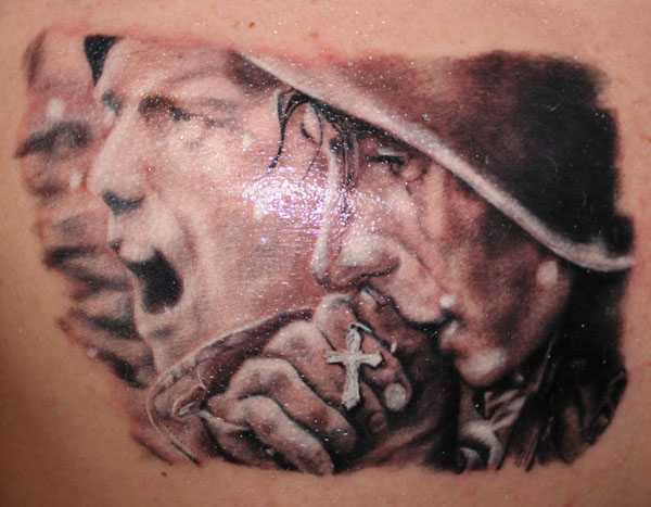 Татуировки у пидораса фото