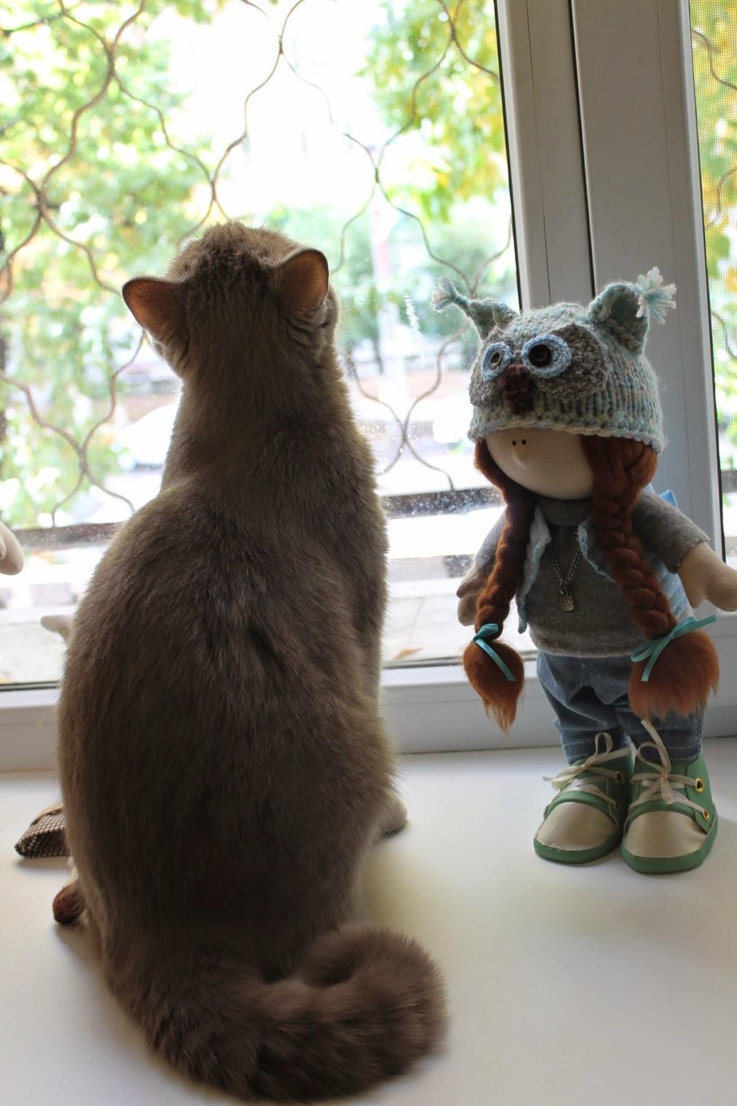 алматы, любовь к кошкам, клуб любителей кошек, ручная работа