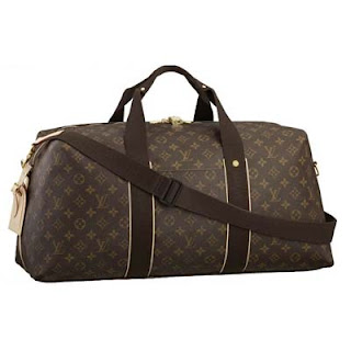 Equipajes Louis Vuitton Weekender Beaubourg M40477 en Madrid