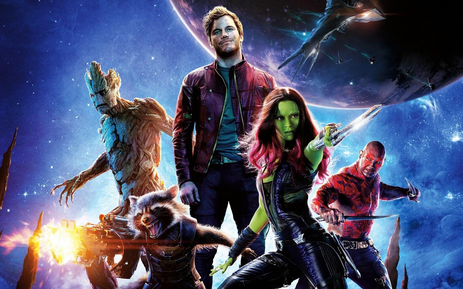 ensuperocho 1x01 guardianes de la galaxia
