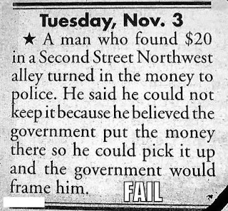 funny fail government spies $20 bill