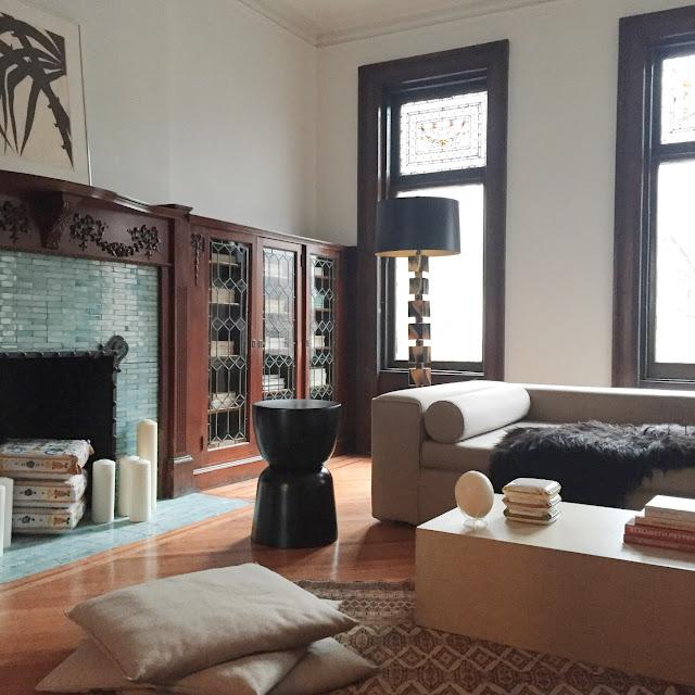 le corbusier furniture in canvas