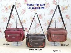 Model tas terbaru untuk pria TPD-4039
