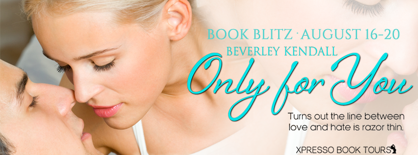 Only For You Book Blitz