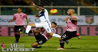 Agen Piala Eropa - Inter Milan hanya membawa pulang satu angka dari kunjungannya ke markas Palermo.
