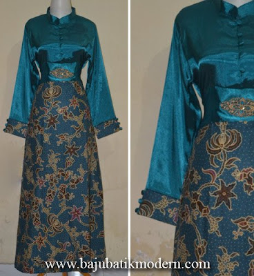 Batik Gamis Remaja Modern Download At 4shared Batik Gamis