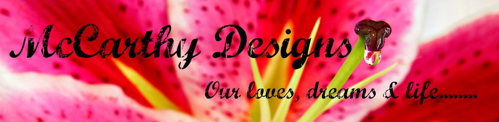 McCarthy Designs