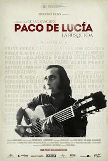 Filme Paco de Lucía: La Búsqueda