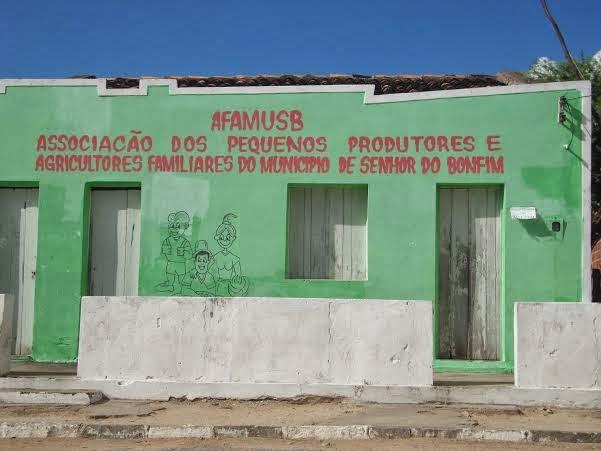 CONVITE da AFAMUSB - Associação dos Pequenos Produtores e Agricultores Familiares do Município de Senhor do Bonfim