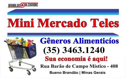 Mini Mercado Teles