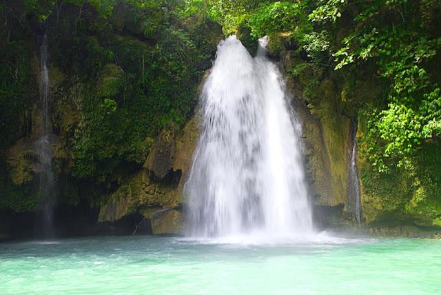 Waterfall at Kawasan