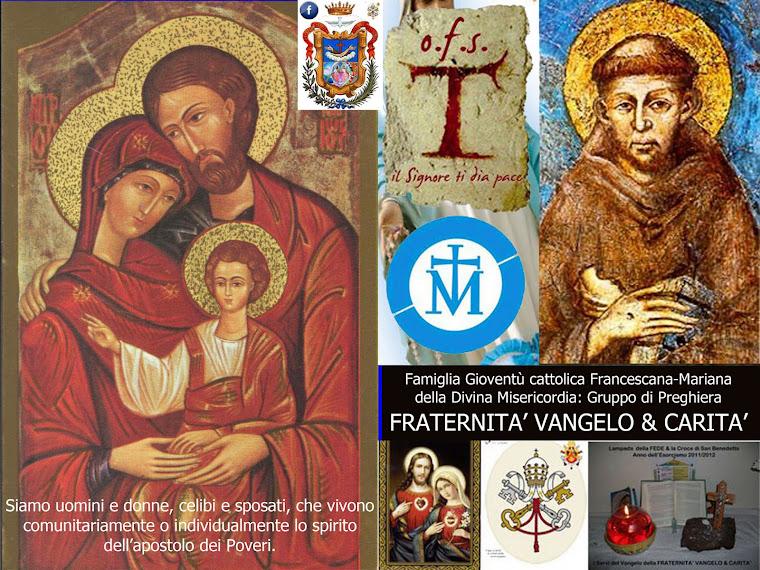 Santi Francescani Prega per noi