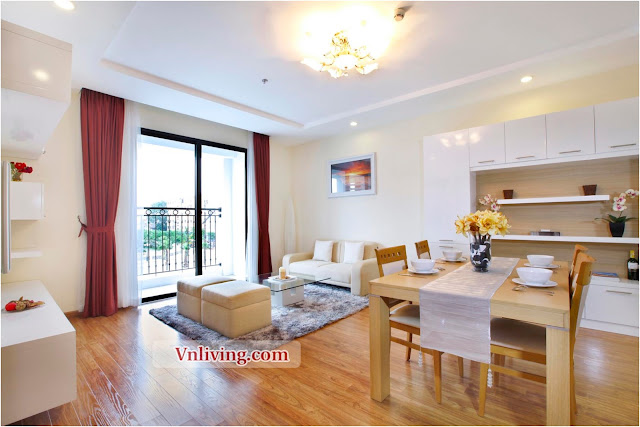 Sky Garden apartment for rent in Phu My Hung 3 bedrooms furnished