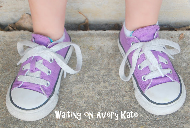 Waiting on Avery Kate