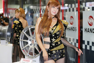 1 Ryu Ji Hye - Seoul Auto Salon - very cute asian girl-girlcute4u.blogspot.com