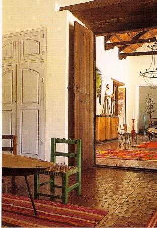 elegant with koloniale stijl interieur