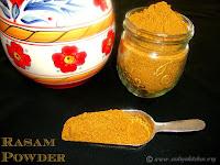 images for Rasam Powder Recipe / Homemade Rasam Powder Recipe