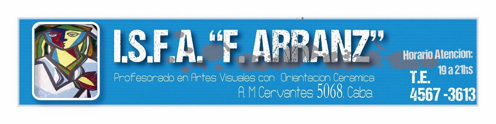 "ISFA ""F. ARRANZ"""