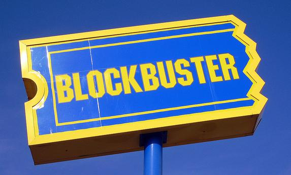 blockbuster on line