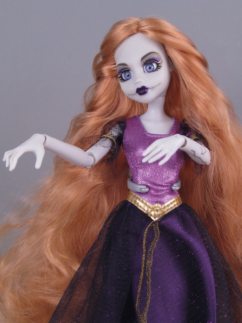 Once Upon a Zombie doll
