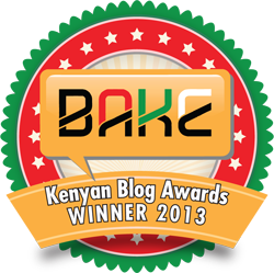 Winner 2013 Best Politics Blog