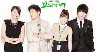 Drama Korea Protect The Boss