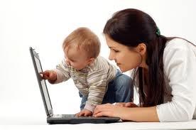 Memulai Sebuah Bisnis Internet Sambil Merawat Anak
