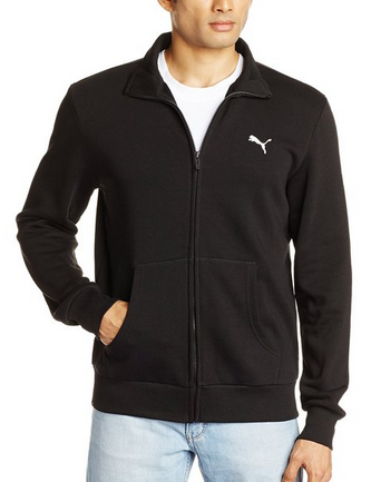 Puma Men's Half-Zip Cotton Hoodies for Rs 1499
