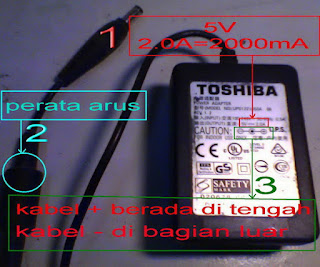 cara memgatasi charger tablet android