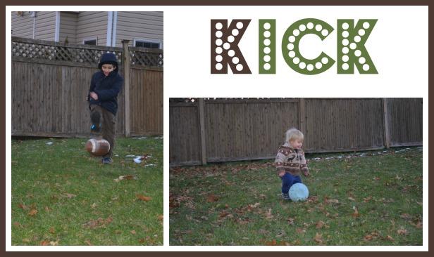 kicking games