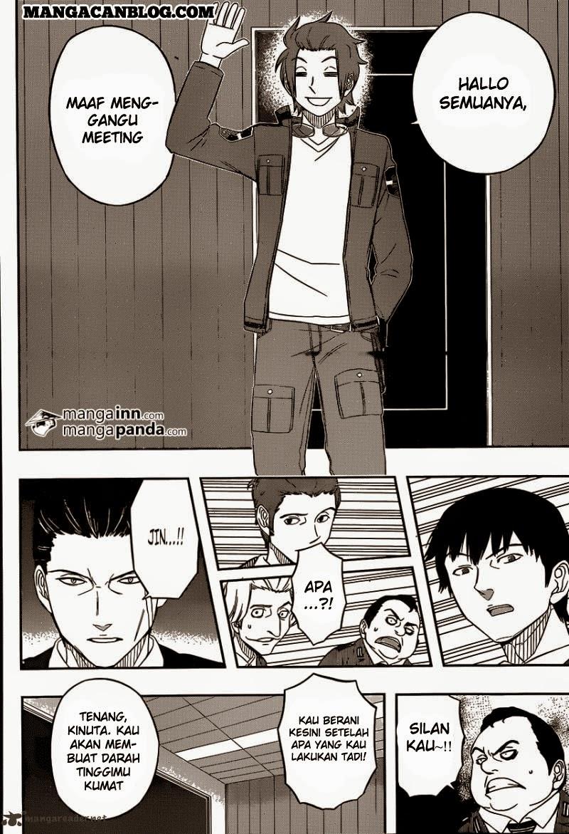 Dilarang COPAS - situs resmi www.mangacanblog.com - Komik world trigger 031 - jin yuuichi 5 32 Indonesia world trigger 031 - jin yuuichi 5 Terbaru 14|Baca Manga Komik Indonesia|Mangacan