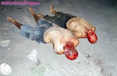 Pembunuhan,Ganas,kejam,Ngeri